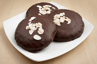 Elisenlebkuchen/Orange Glutenfrei